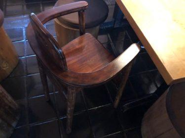 九つ井・子供椅子