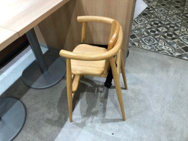 中與食堂・子供椅子