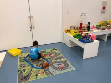 子どもクラブつみき・遊戯室6
