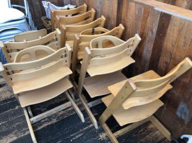ア・ラ・カンパーニュ・子供椅子