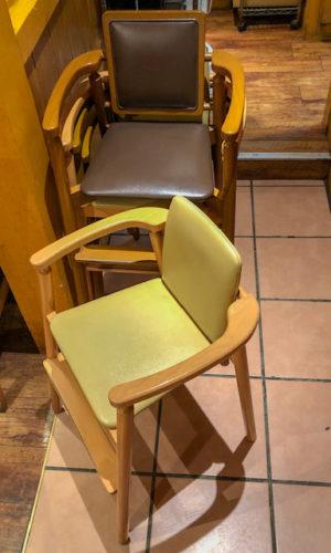 グラッチェガーデンズ・子供椅子