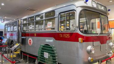 電車とバスの博物館・バスのしごと