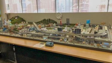 電車とバスの博物館・Nゲージパーク