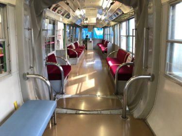 電車とバスの博物館・玉電デハ200形1