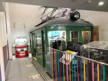 電車とバスの博物館・デハ3450形