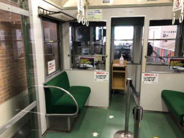 電車とバスの博物館・デハ3450形1