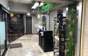 ジュノヘア―・店内風景1