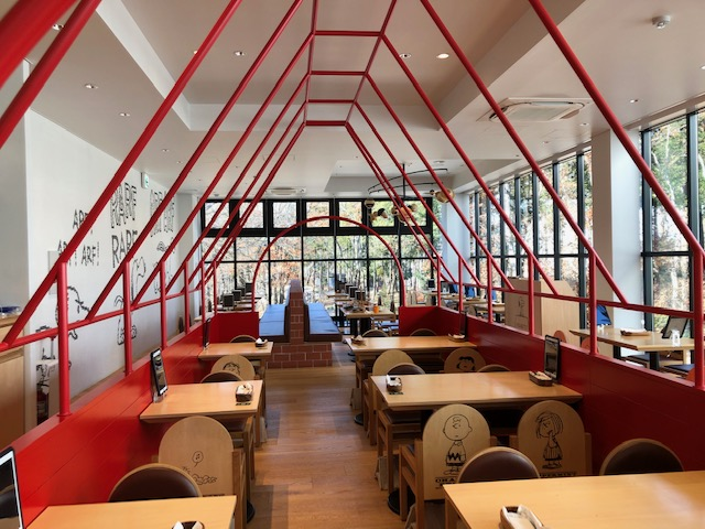 ピーナッツカフェ・店内風景3