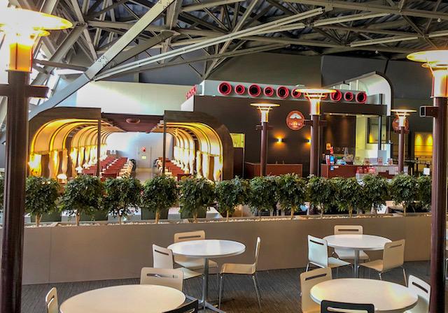 鉄道博物館・トレインレストラン日本食堂2