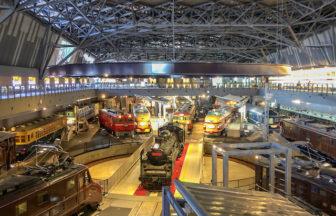 鉄道博物館・車両ステーション