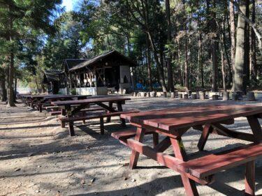泉の森・ふれあいキャンプ場
