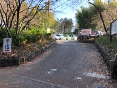 泉の森・駐車場(第1)