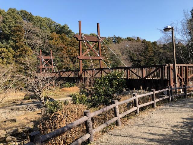 泉の森・緑の架け橋1