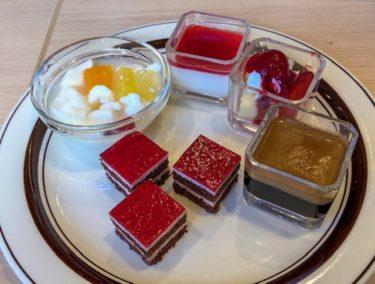 KFCレストラン・デザート盛り合わせ202101
