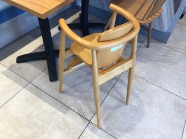 タクカフェ相模大塚・子供椅子