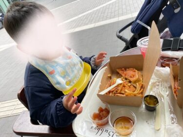 バビーズ・食事風景