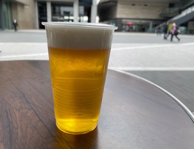 バビーズ・生ビール(テイクアウト)