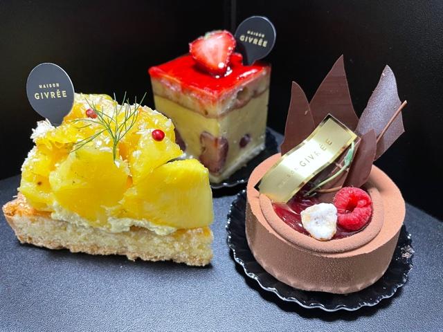 メゾンジブレー・ケーキ202104