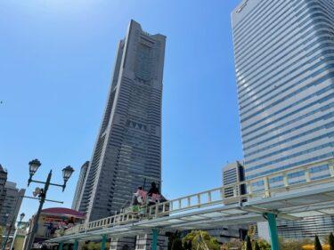 横浜コスモワールド・サイクルモノレール