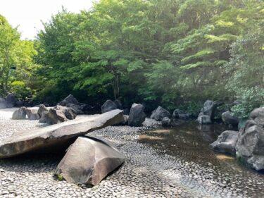 四季の森公園・じゃぶじゃぶ池
