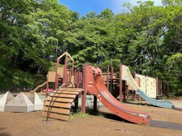 四季の森公園・遊具広場1