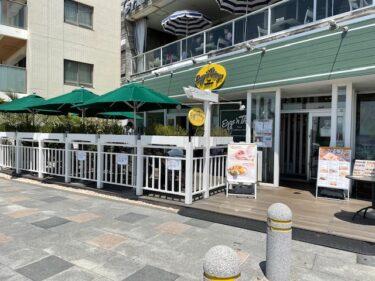 エッグスンシングス・外観風景(湘南江ノ島店)