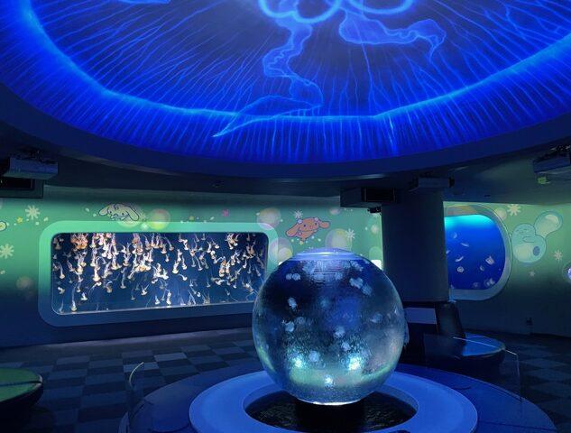新江ノ島水族館・クラゲファンタジーホール2