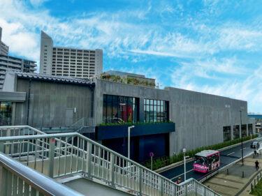 ロマンスカーミュージアム・外観風景