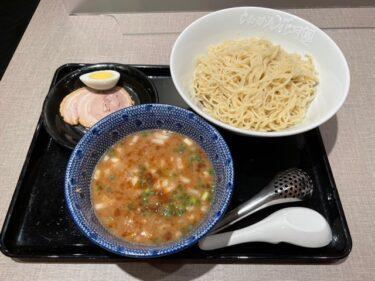 花月嵐・豚そばつけ麺202107