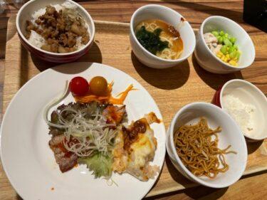 ブッフェザフォレスト・料理3