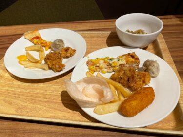 ブッフェザフォレスト・料理4