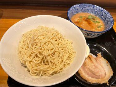 花月嵐・豚そばつけ麺202108