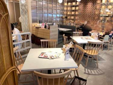 西安健菜キッチン・店内風景