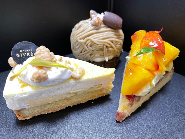 メゾンジブレー・ケーキ202109